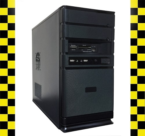 AMD Quad Core 3.0GHz 8GB RAM 1TB HDD DVDRW Desktop PC Computer