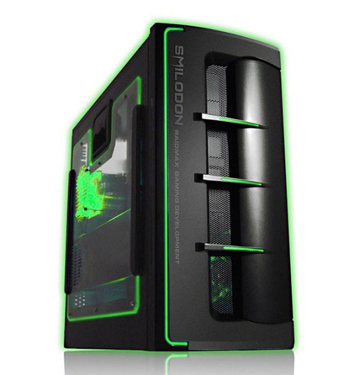 Full Tower Custom Build Computer