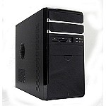 MicroATX Black 1 Custom Built Desktop Computer
