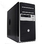 MicroATX Black 2 Custom Built Desktop Computer