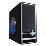 Big 250mm Fan Custom Built Desktop Computer